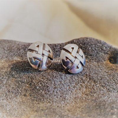 Ørestikker keltisk knude - Forn Sidr Handelsplads