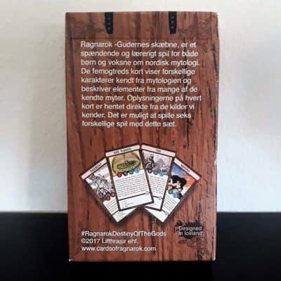Ragnarok spillekort - Forn Sidr Handelsplads
